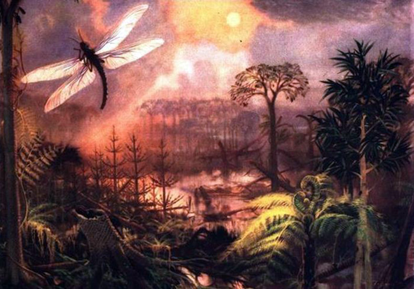 Самые массовые вымирания животных