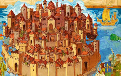 Загадочный город Винета — миф или реальность?