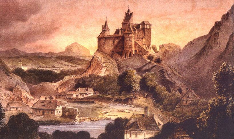 Замок Влада Цепеша