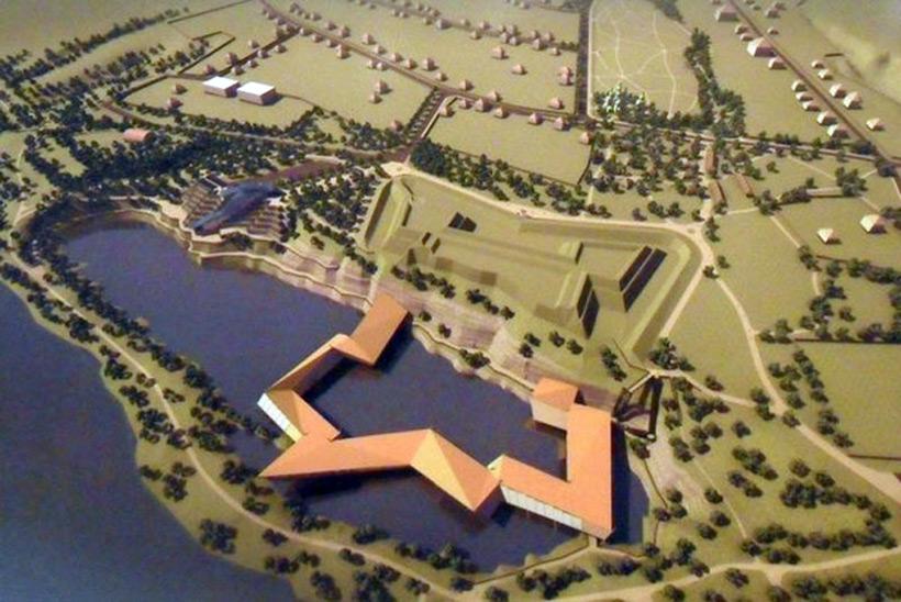 План украинских властей по восстановлению крепости Кодак
