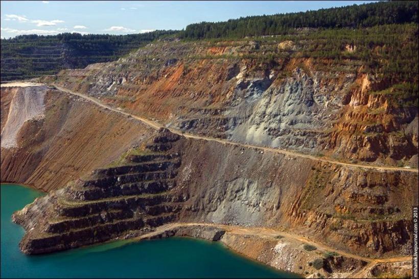 Черемшанские никелевые рудники