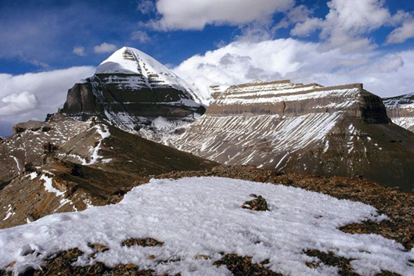 Гора Кайлас. Тибет