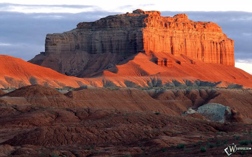 Долина Гоблина, State Park Utah, США