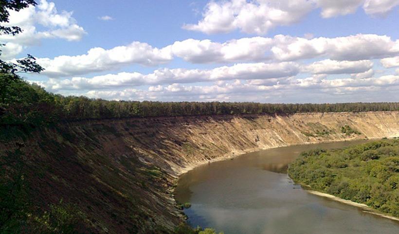 Кривоборье в Воронежской области
