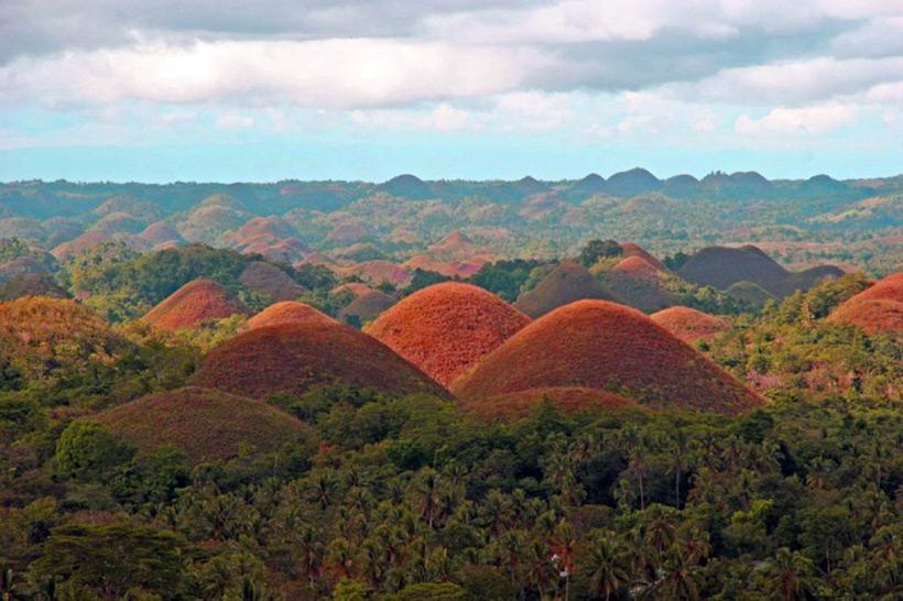 Остров Бохоль, Филиппины