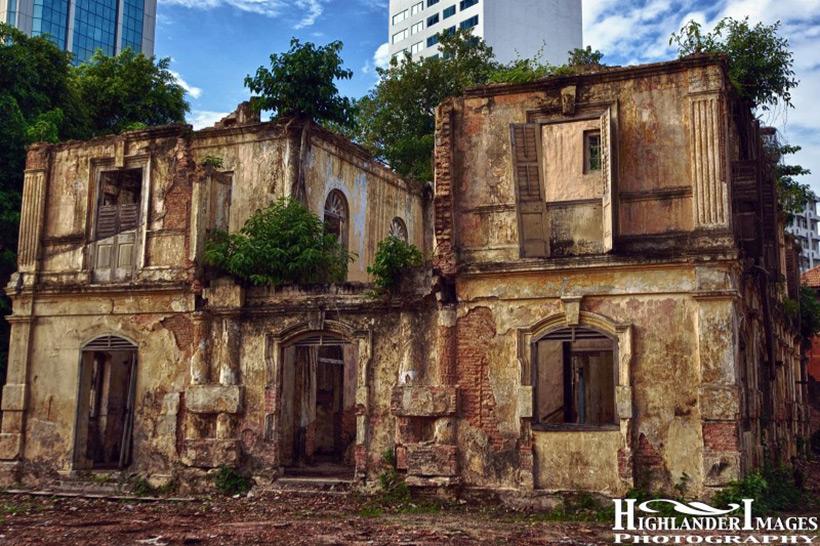 Остров Пенанг, Джорджтаун, Малайзия