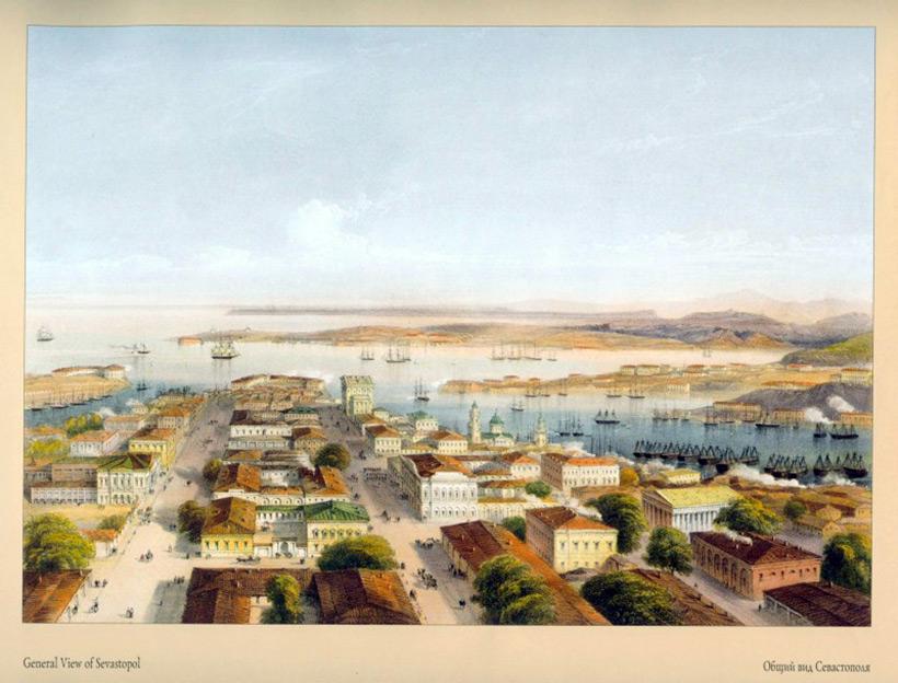 Севастополь до 1853 года