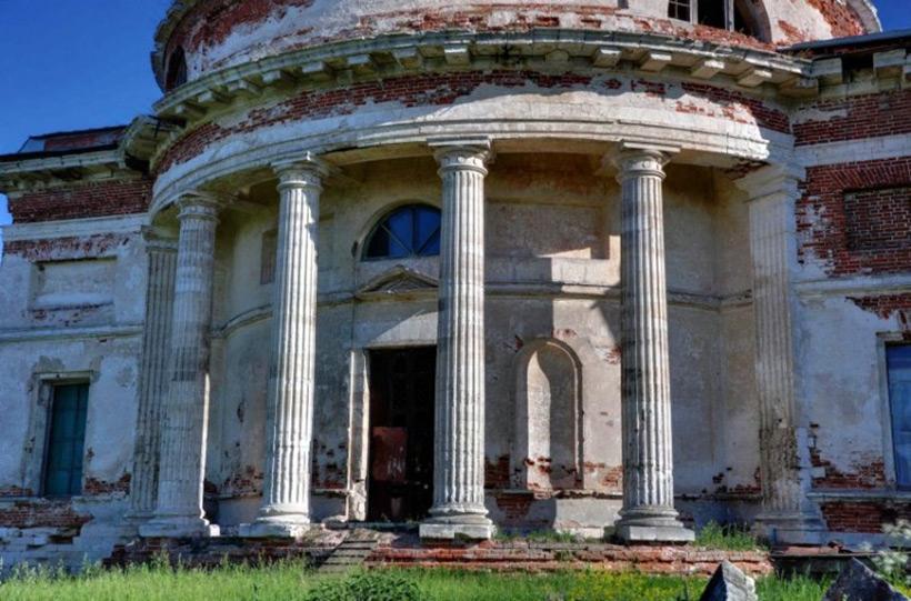 Церковь в Истье, Рязанская обл, Россия
