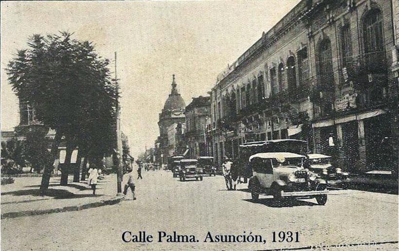 Асунсьон, Парагвай