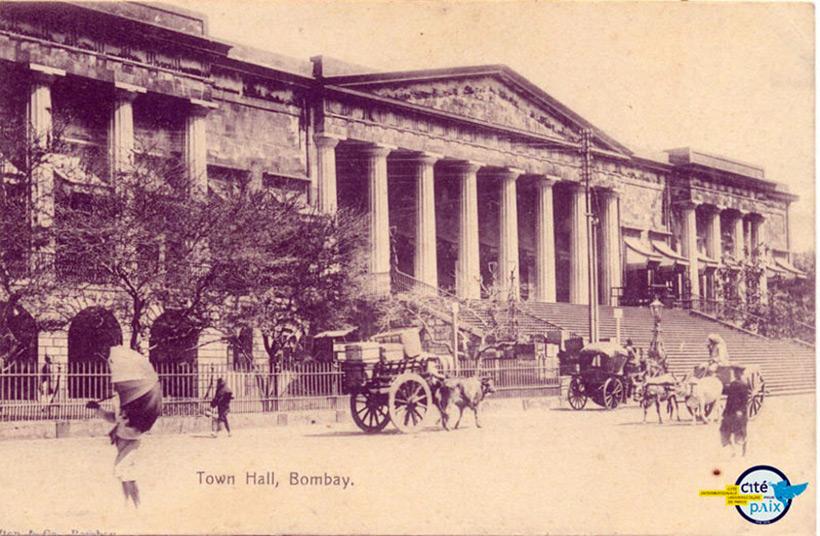 Бомбей (Мумбаи), Индия
