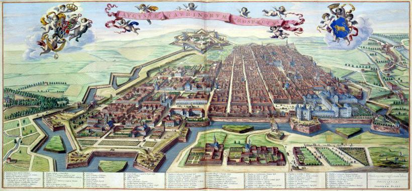 Турин в 1682 году