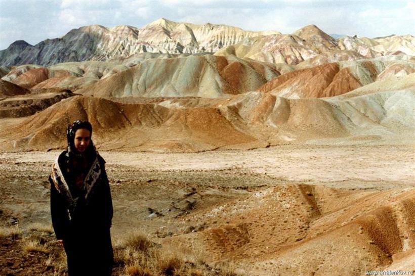 Горы Серхед в Иране