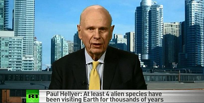 Бывший министр обороны Канады Пол Хеллье