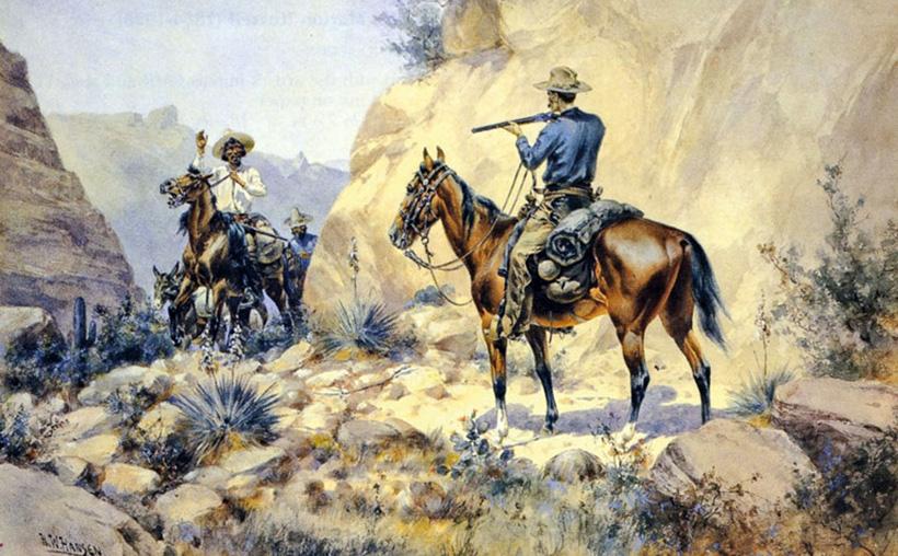 Крестовый поход Фелипе Эспиноса