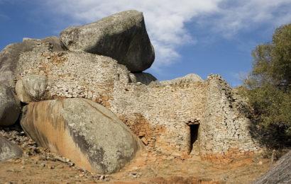 Большой Зимбабве — заброшенная цитадель карликов