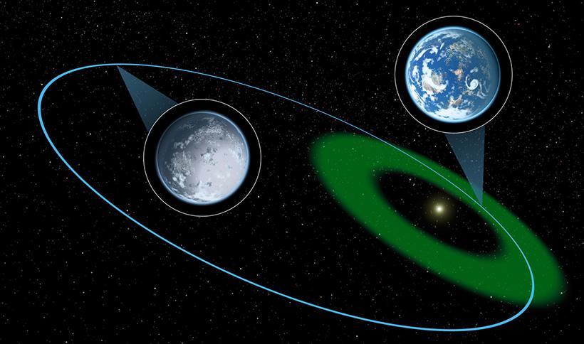 Во Вселенной могут обитать экстремальные формы жизни