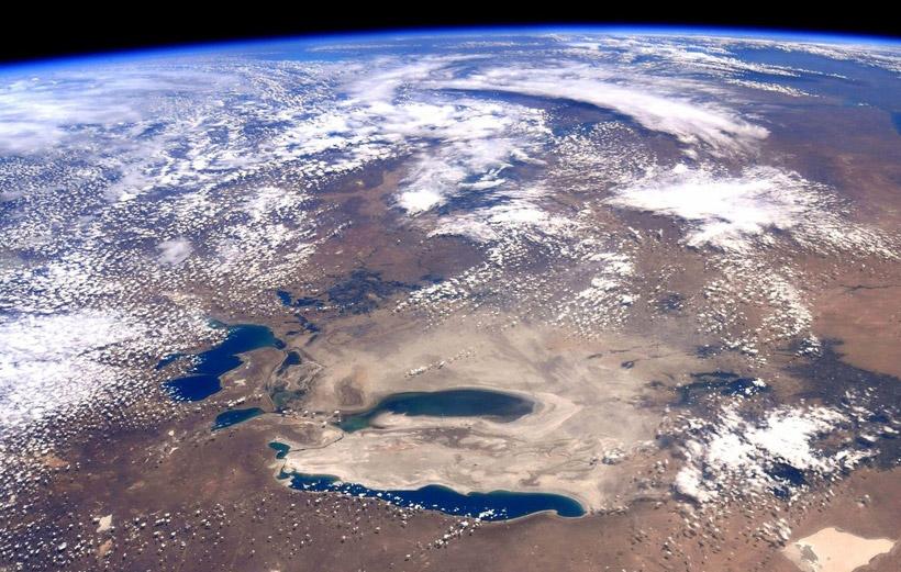Тайны Аральского моря