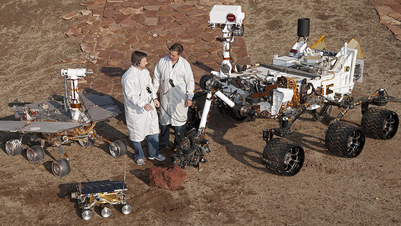 Марсианские ребусы