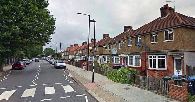 Дом на Зелёной улице 284 в Лондоне