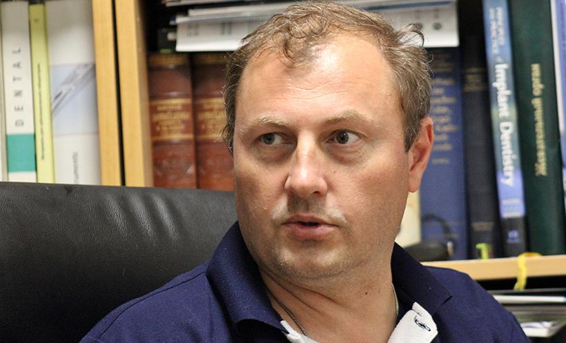 Дмитрий Галецкий