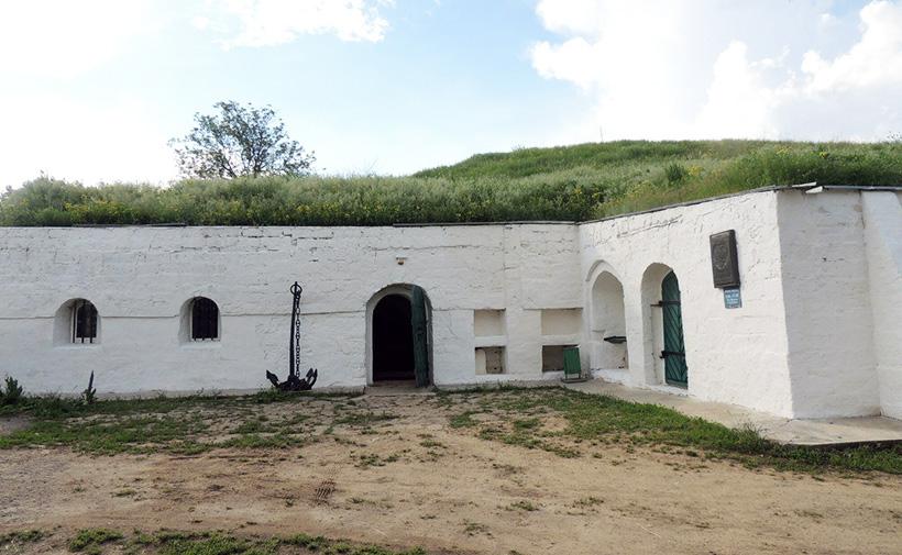 Крепость таможенной заставы