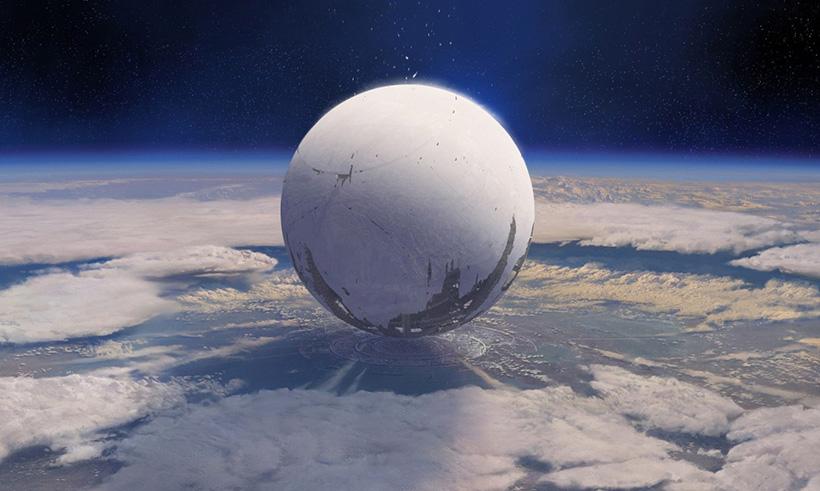 Базовый корабль андромедян