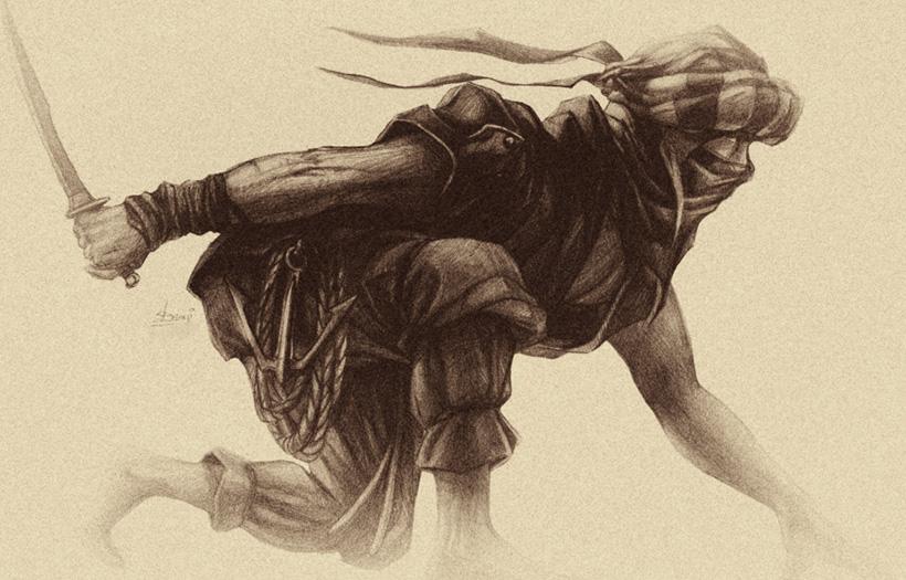 Ассасины - коварные убийцы древнего мира | Мир тайн