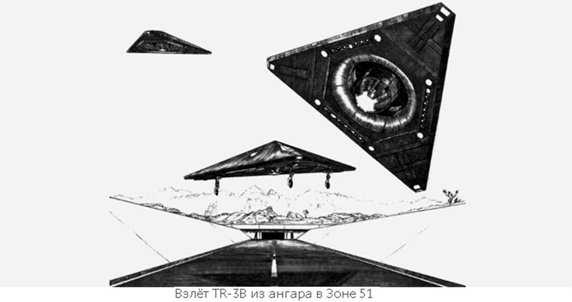 Легендарный TR-3B Astra. Закат легенды
