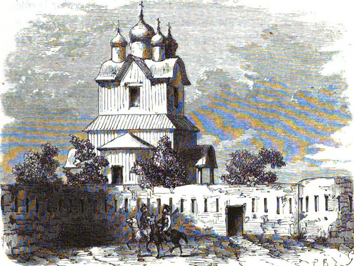 В поисках города Шёлкового пути