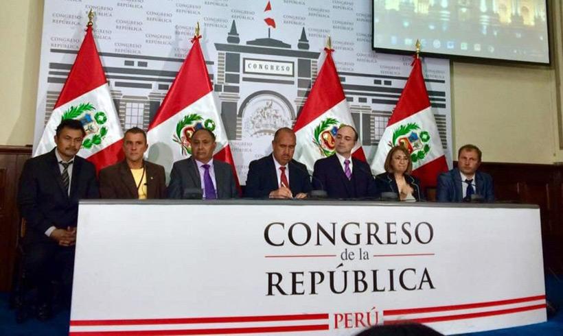 Инопланетные мумии из Перу: конгресс