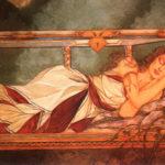Тисульская принцесса - спящая красавица