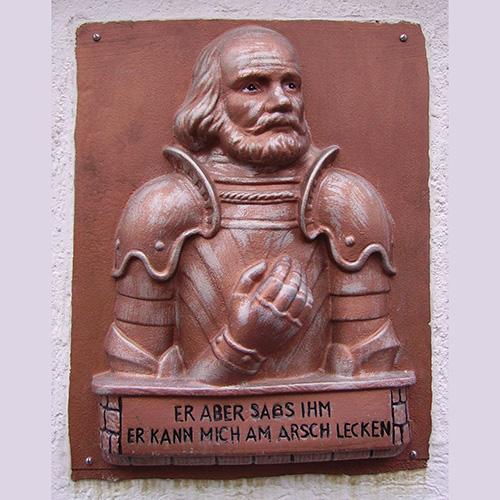 Железная рука Гёца фон Берлихингена