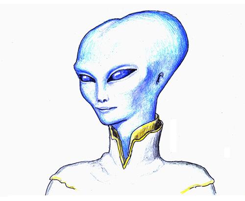 Расы гуманоидов внеземных цивилизаций (часть 4)