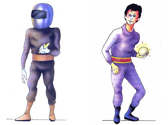 Расы гуманоидов внеземных цивилизаций (часть 3)