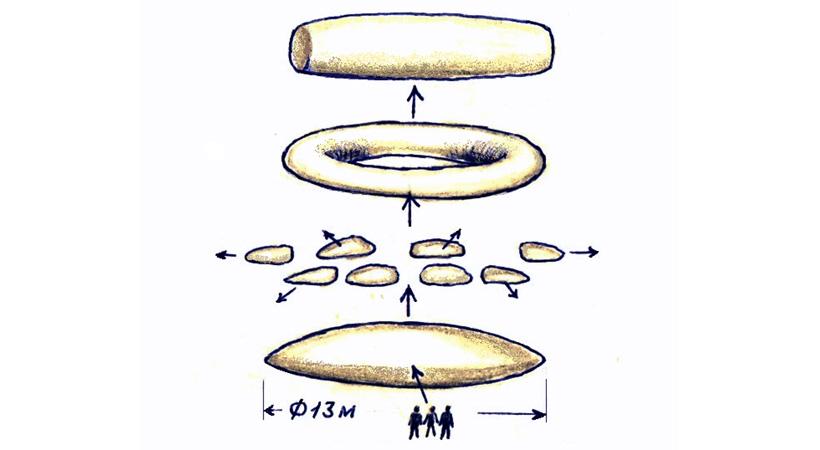Корабли субтехногенных высокоразвитых цивилизаций