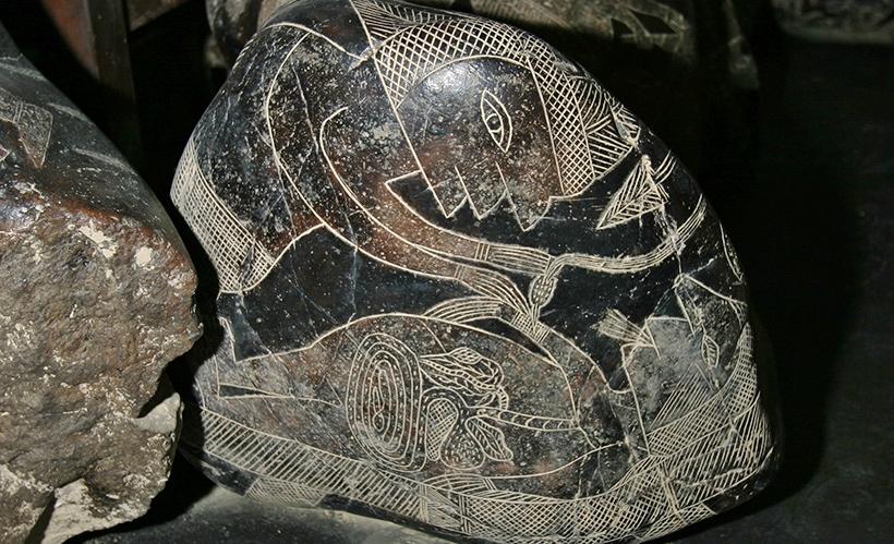 Загадка камней Ики