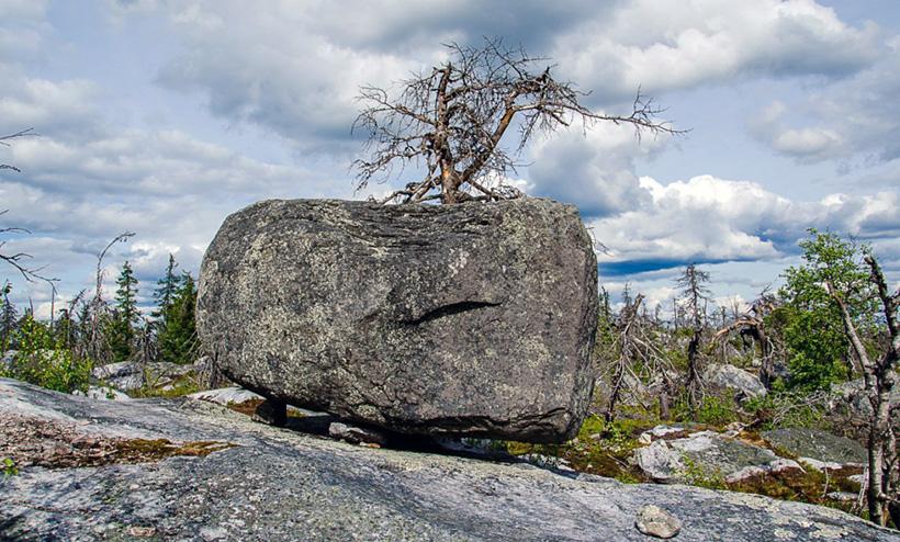 Тайны карельской горы Воттоваара