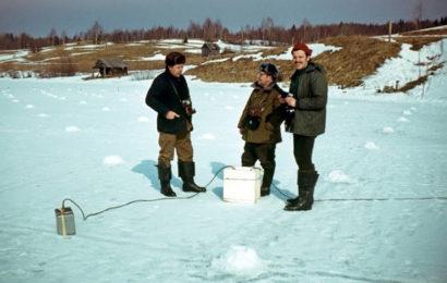 Тайна изумрудного льда или «Кто вырыл яму у Корб-озера?»