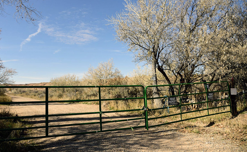 Адское ранчо Скинуокер
