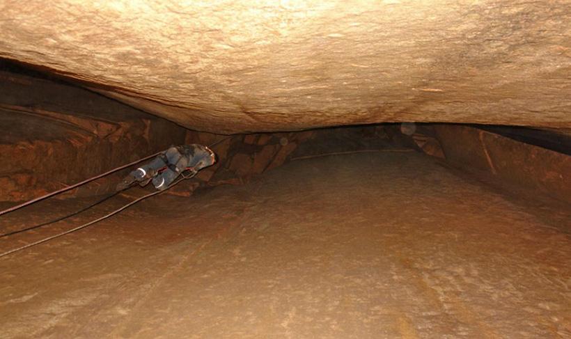Пещера в массиве Хара Хора