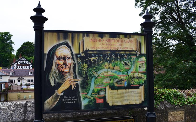 Пророчества йоркширской ведьмы