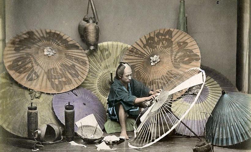 Многоликие зонтики