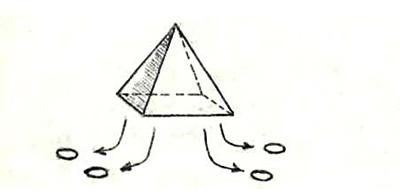 Корабль-носитель в форме пирамиды